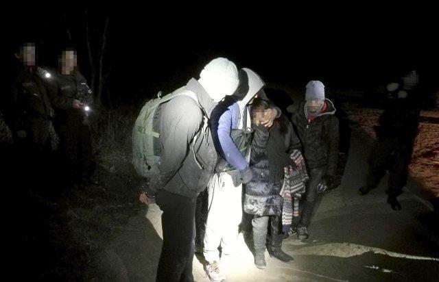 Угорська поліція арештувала закарпатця за контрабанду людей (ФОТО, ВІДЕО), фото-1