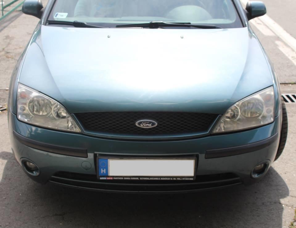 """На КПП """"Тиса"""" угорець заїхав на """"Ford Mondeo"""", що розшукувався Інтерполом, фото-1"""