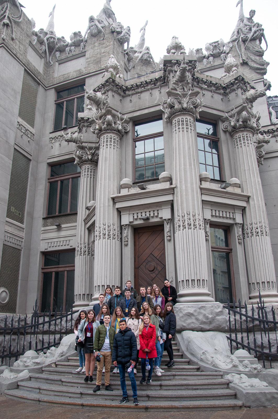 Подорож до парламенту: 20 закарпатських школярів виграли поїздку на освітню екскурсію до Верховної Ради (ВІДЕО), фото-11