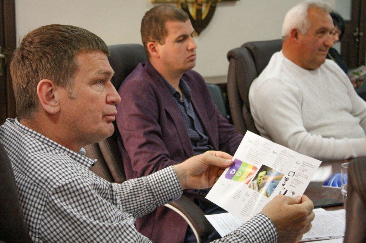 В Ужгороді за «круглим столом» обговорили найактуальніші екологічні проблеми Закарпаття (ФОТО), фото-4