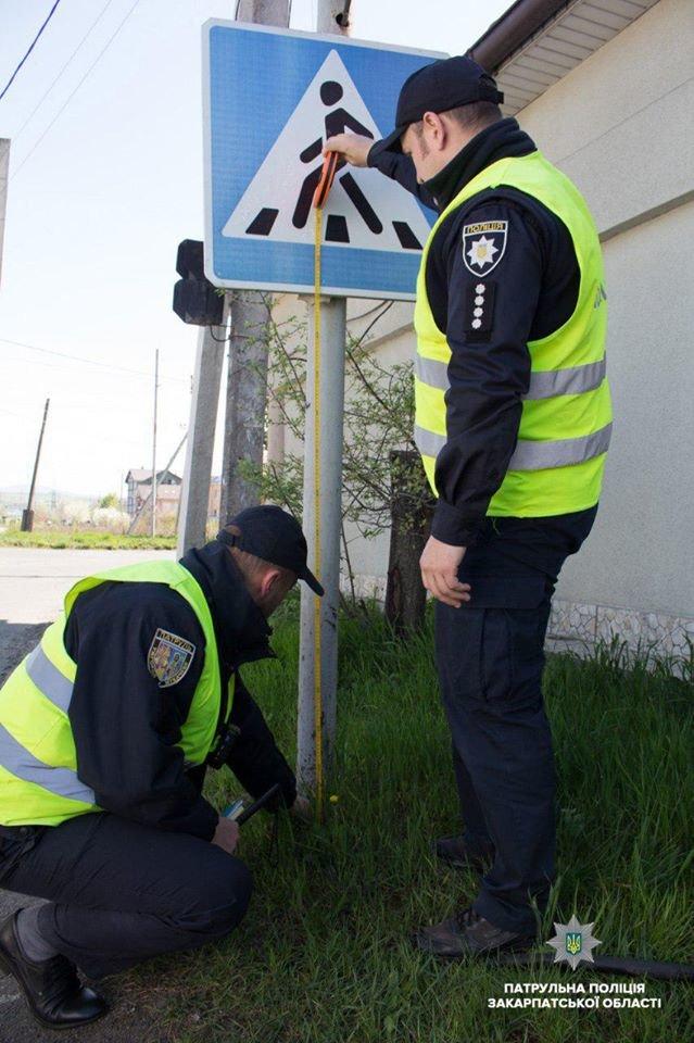 15 порушень за годину: Закарпатські поліцейські інспектують стан доріг в області (ФОТО, ВІДЕО), фото-7