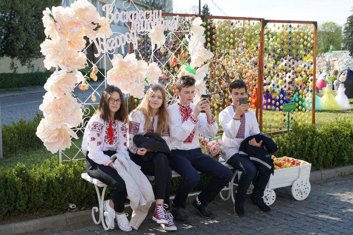 """В Ужгороді відкрився фестиваль """"Воскресни, писанко!"""" (ФОТО), фото-4"""