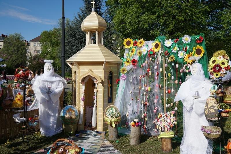 """В Ужгороді відкрився фестиваль """"Воскресни, писанко!"""" (ФОТО), фото-7"""