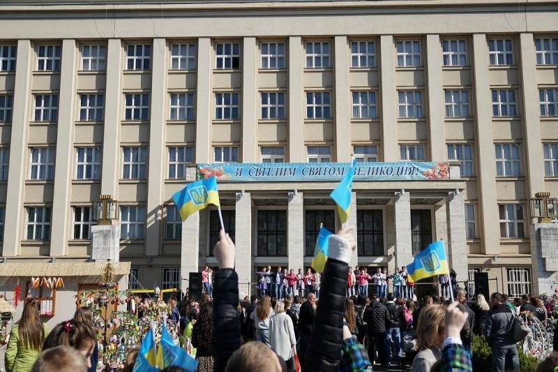 """В Ужгороді відкрився фестиваль """"Воскресни, писанко!"""" (ФОТО), фото-17"""