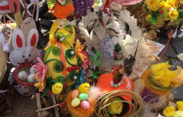 На писанковому дереві у Мукачеві з'явились 187 найкращих дитячих робіт (ФОТО), фото-3