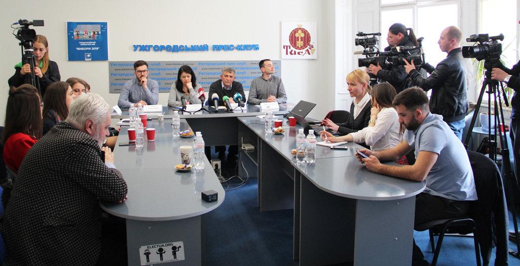 В Ужгороді експерти розповіли, чого чекати від другого туру виборів Президента на Закарпатті , фото-1