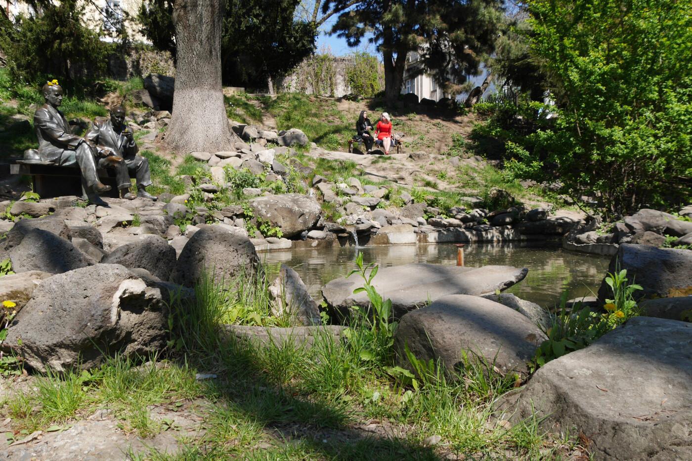 В Ужгороді запрацювали усі фонтани (ФОТО), фото-1