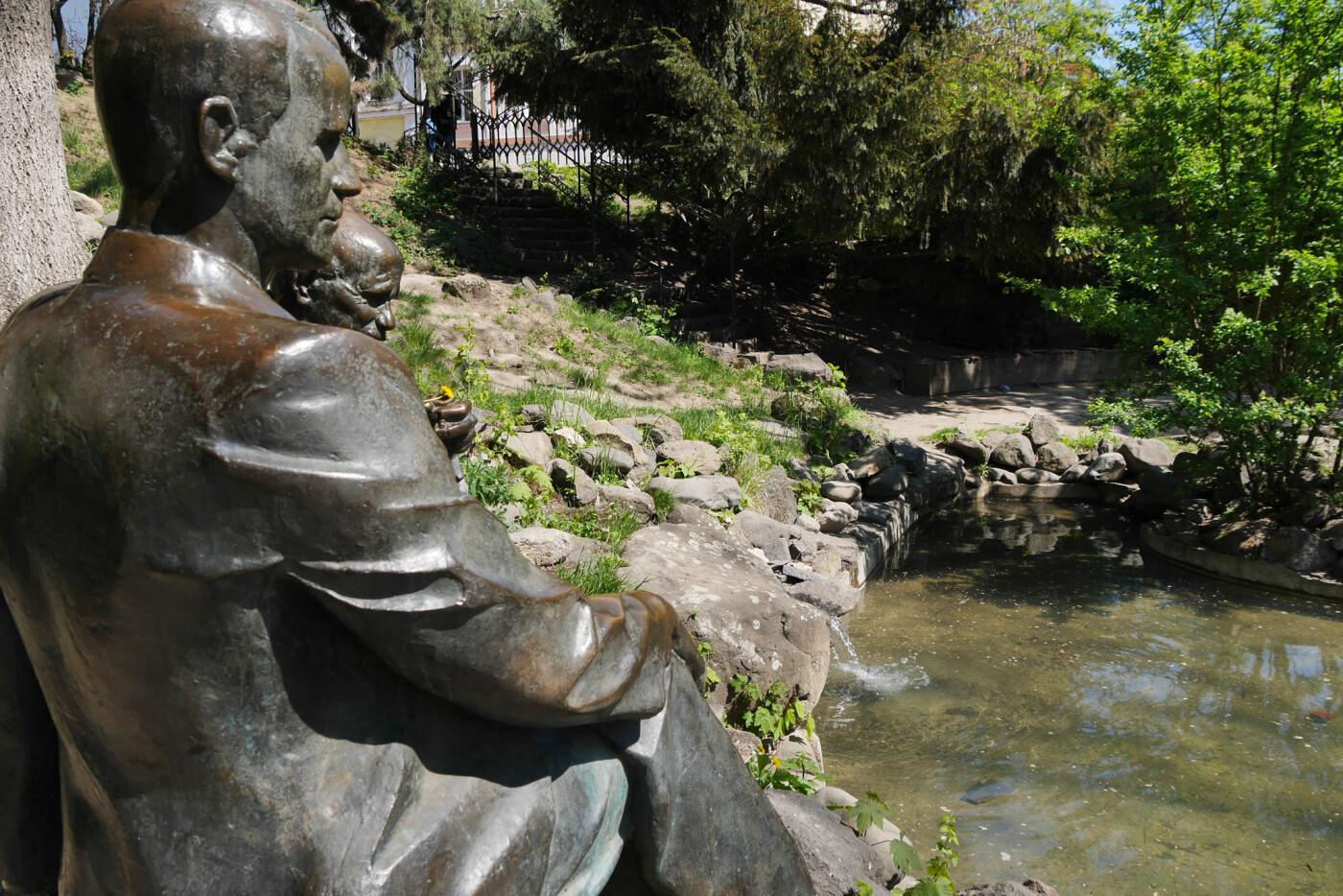 В Ужгороді запрацювали усі фонтани (ФОТО), фото-4