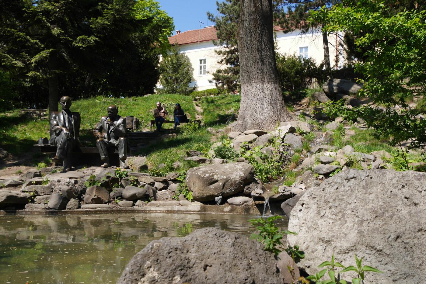 В Ужгороді запрацювали усі фонтани (ФОТО), фото-6