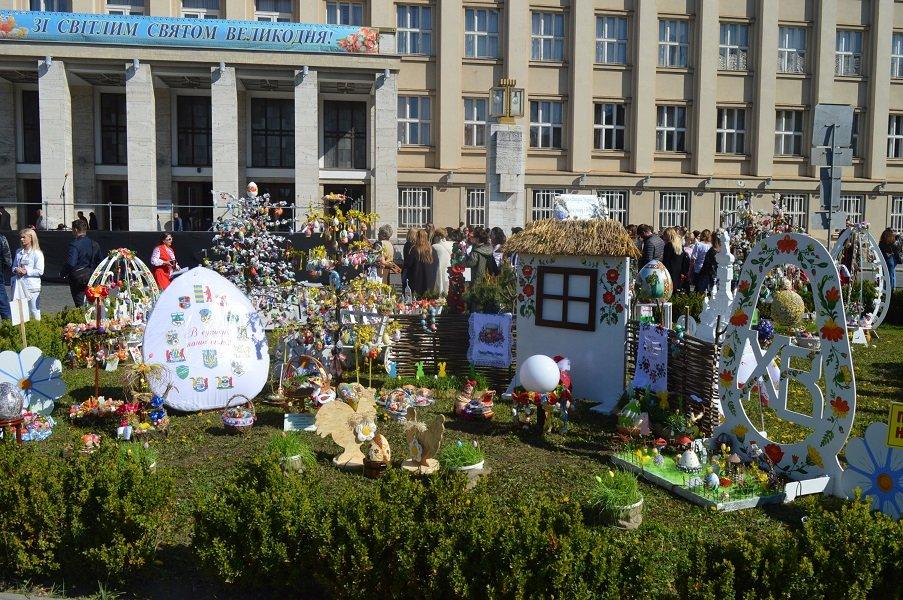 """В Ужгороді V-й фестиваль """"Воскресни, писанко!"""" перевершив усі минулорічні (ВІДЕО) , фото-9"""