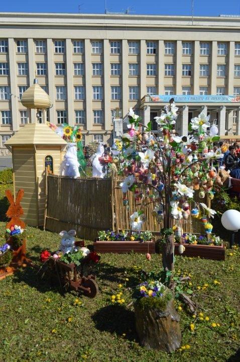 """В Ужгороді V-й фестиваль """"Воскресни, писанко!"""" перевершив усі минулорічні (ВІДЕО) , фото-10"""