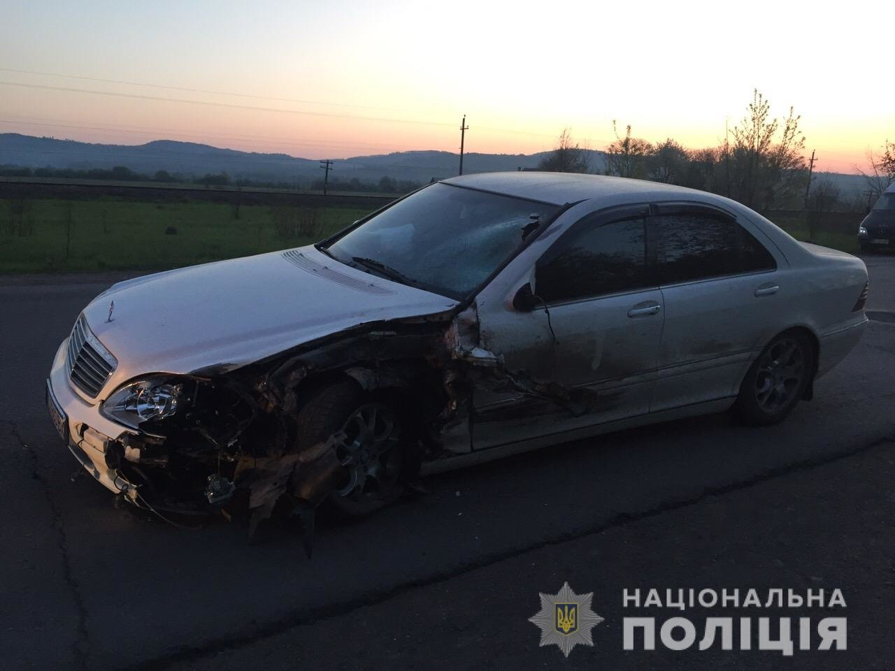На Закарпатті у ДТП загинув мотоцикліст: подробиці від поліції (ФОТО), фото-1