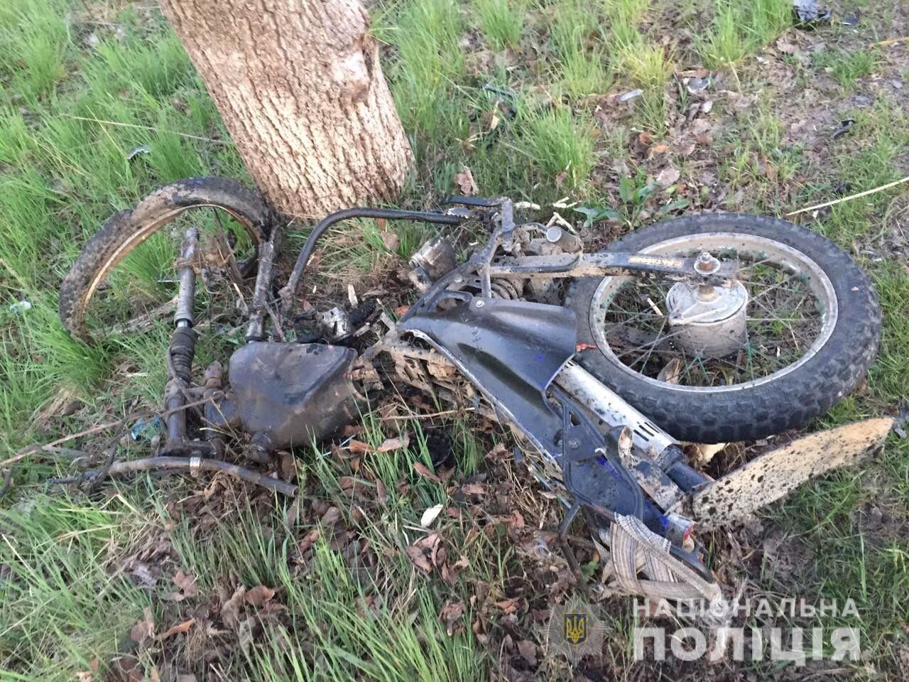 На Закарпатті у ДТП загинув мотоцикліст: подробиці від поліції (ФОТО), фото-2