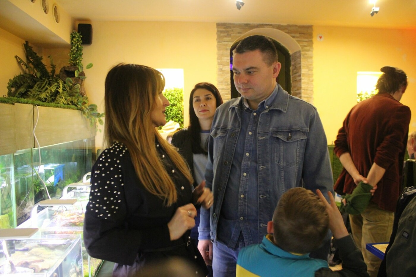 В Ужгороді відкрилась виставка нано-акваріумів з весняними мотивами (ФОТО), фото-6