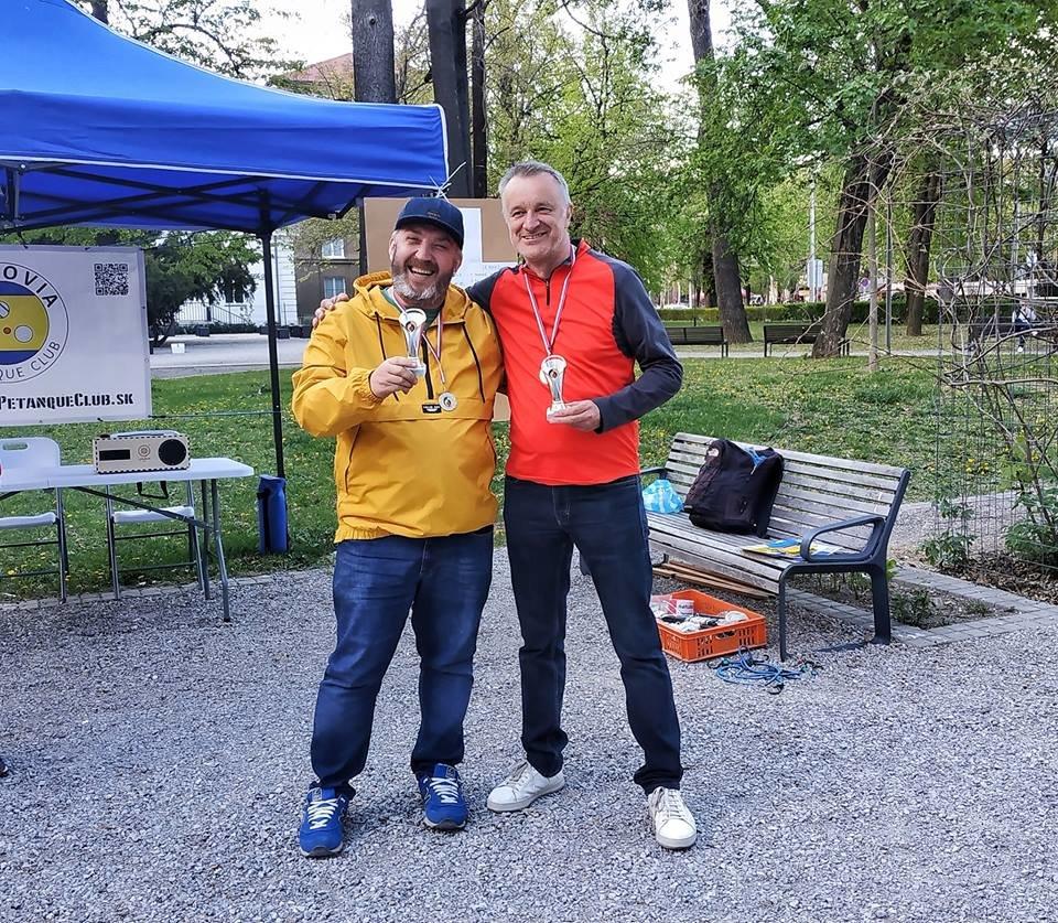 Закарпатські петанкісти зайняли призові місця на турнірі між петанк-клубами в Кошице (ФОТО), фото-2