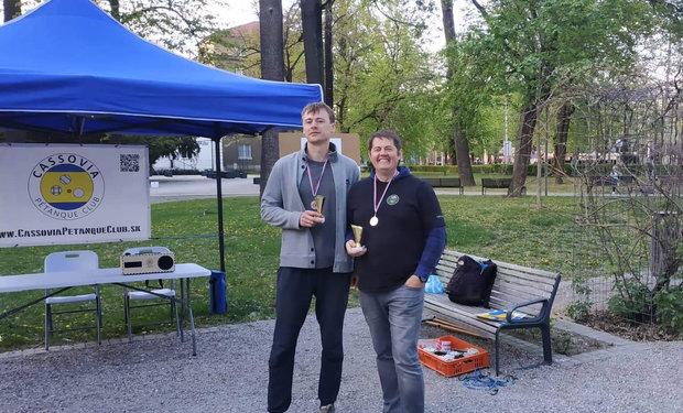 Закарпатські петанкісти зайняли призові місця на турнірі між петанк-клубами в Кошице (ФОТО), фото-1