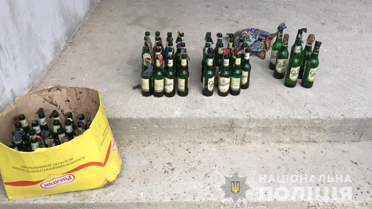 Наслідки бійки ромів на Закарпатті: поліція розповіла про знайдене під час обшуків в учасників конфлікту (ФОТО), фото-5