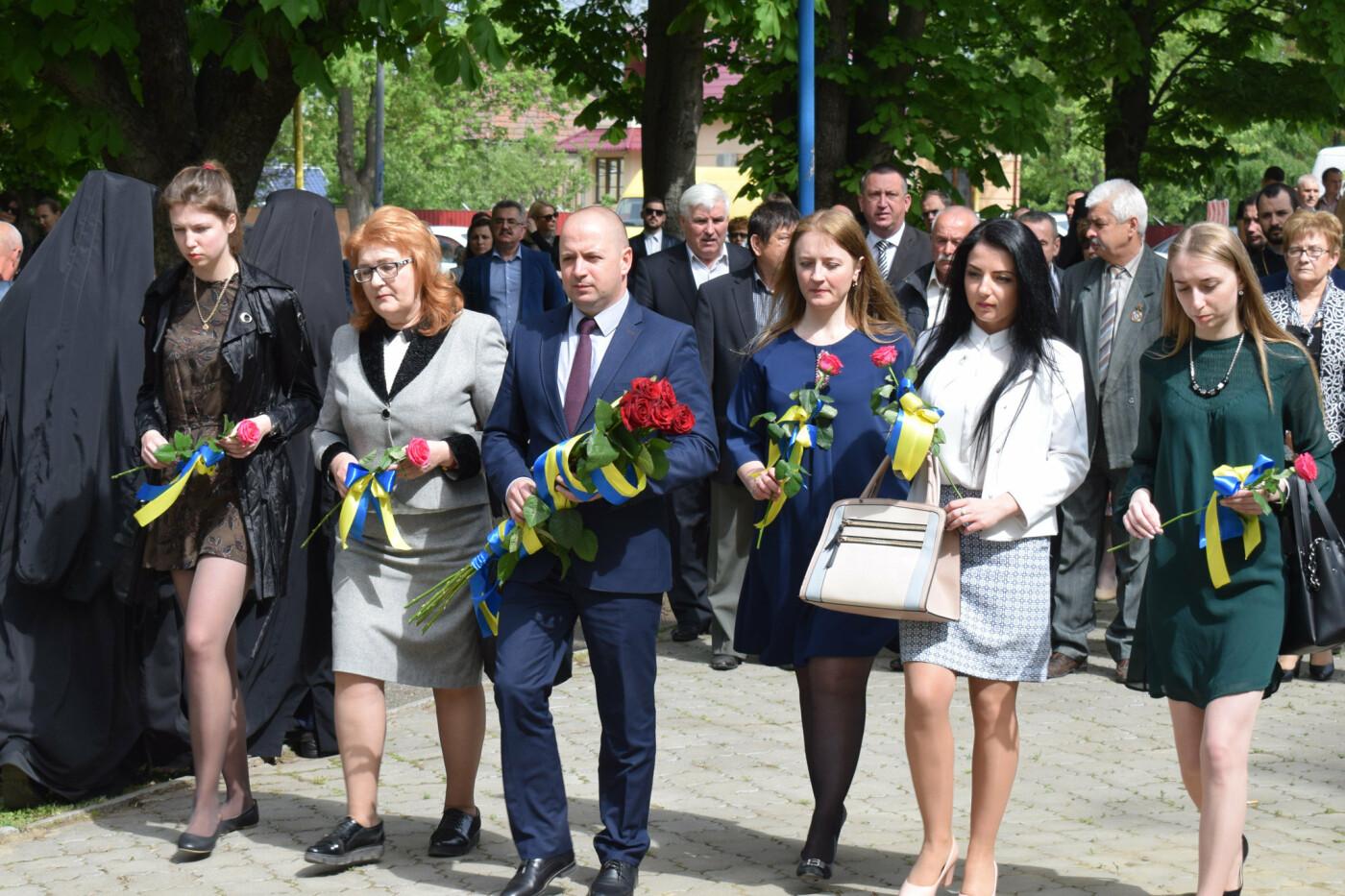 В Ужгороді вшанували героїв-ліквідаторів аварії на Чорнобильській АЕС (ФОТОРЕПОРТАЖ), фото-10