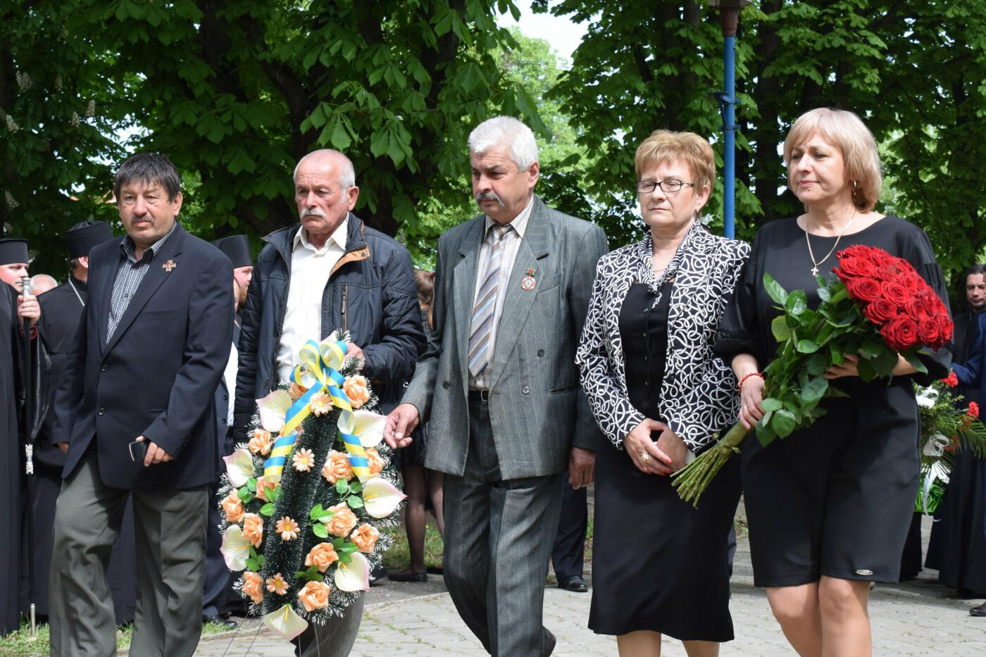 В Ужгороді вшанували героїв-ліквідаторів аварії на Чорнобильській АЕС (ФОТОРЕПОРТАЖ), фото-11