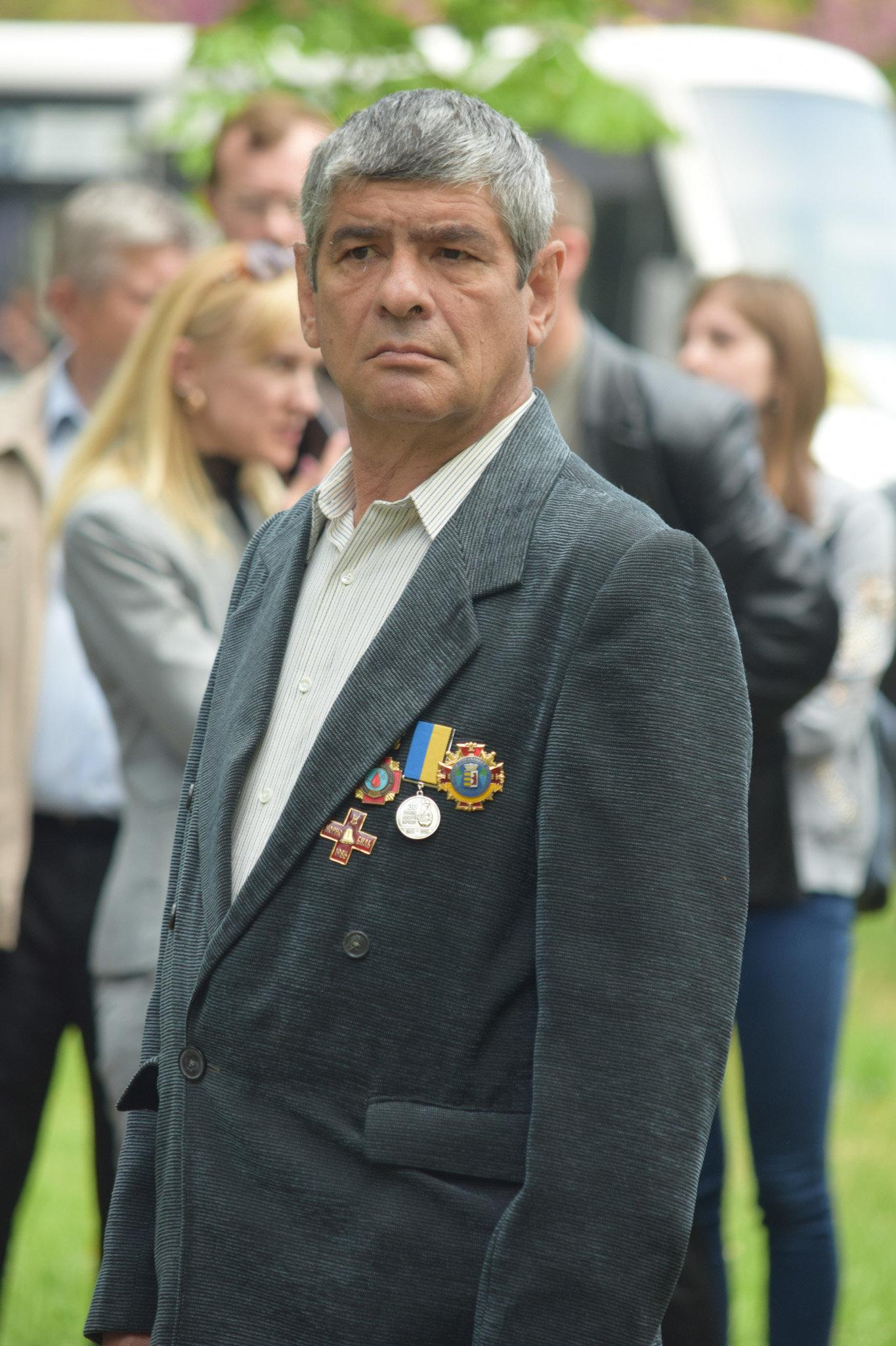 В Ужгороді вшанували героїв-ліквідаторів аварії на Чорнобильській АЕС (ФОТОРЕПОРТАЖ), фото-2
