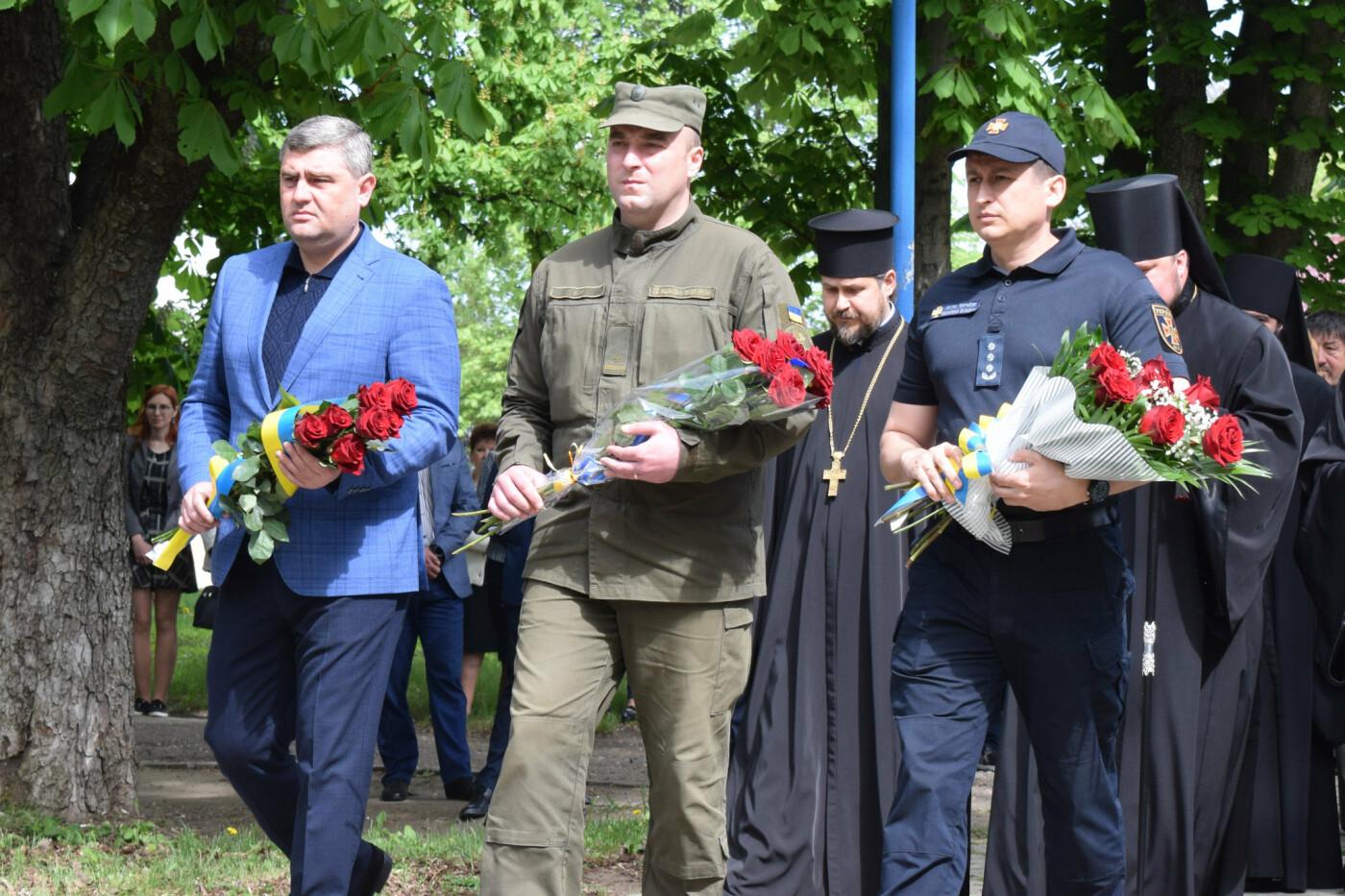 В Ужгороді вшанували героїв-ліквідаторів аварії на Чорнобильській АЕС (ФОТОРЕПОРТАЖ), фото-8