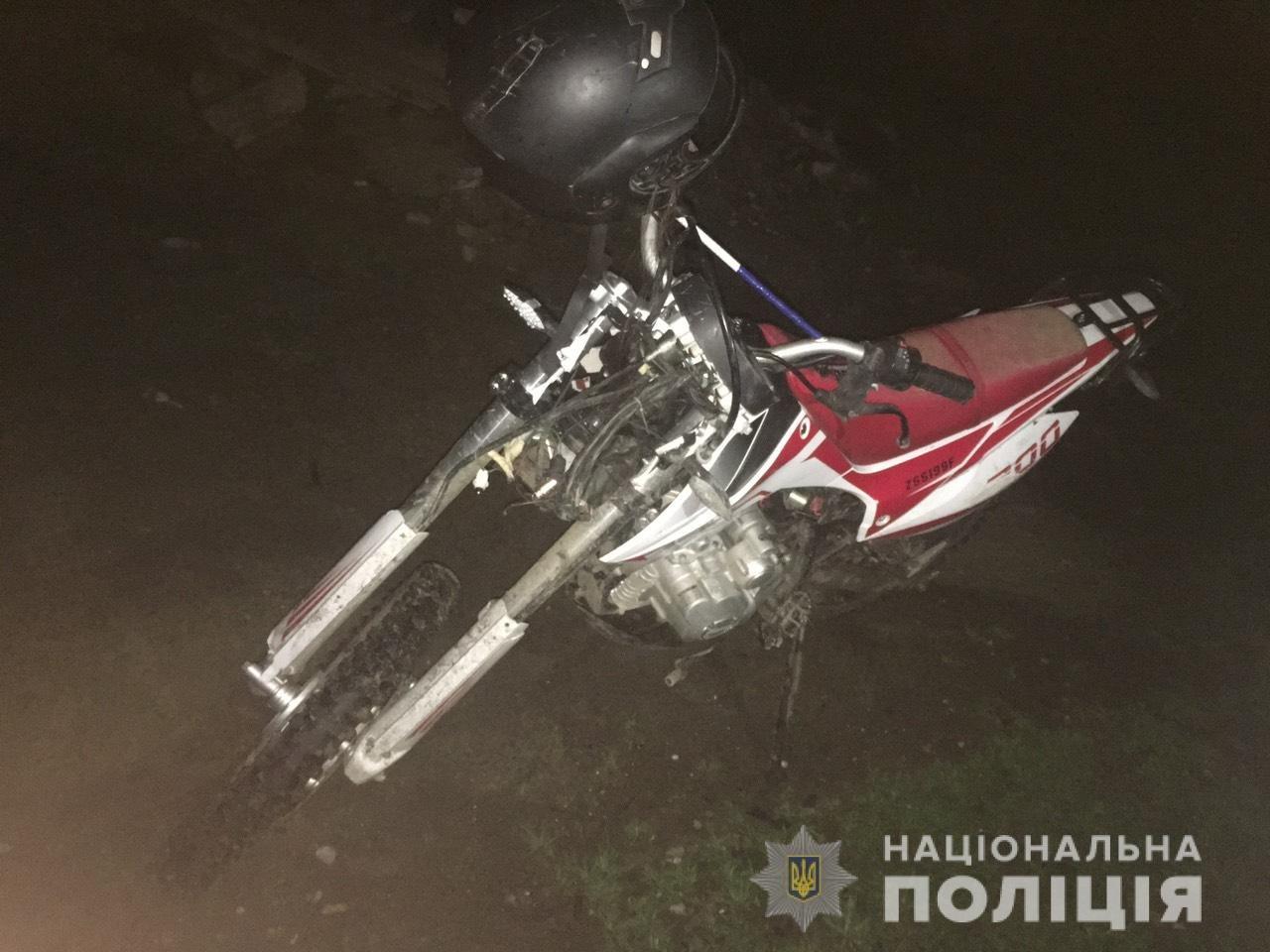 Трагедія у Рахові: в результаті наїзду мотоцикла на людей загинув 14-річний пасажир (ФОТО), фото-1