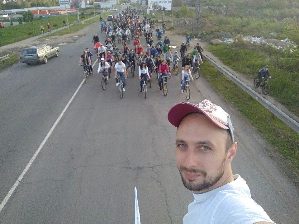 Ужгородці відкрили велосезон масовим заїздом Big City Ride (ФОТО), фото-2