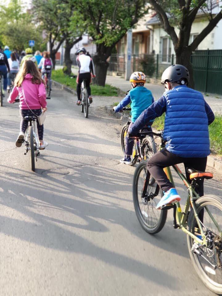 Ужгородці відкрили велосезон масовим заїздом Big City Ride (ФОТО), фото-6