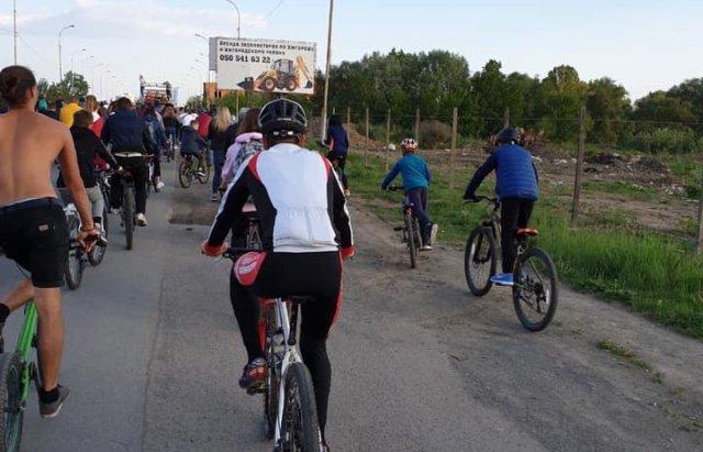 Ужгородці відкрили велосезон масовим заїздом Big City Ride (ФОТО), фото-8