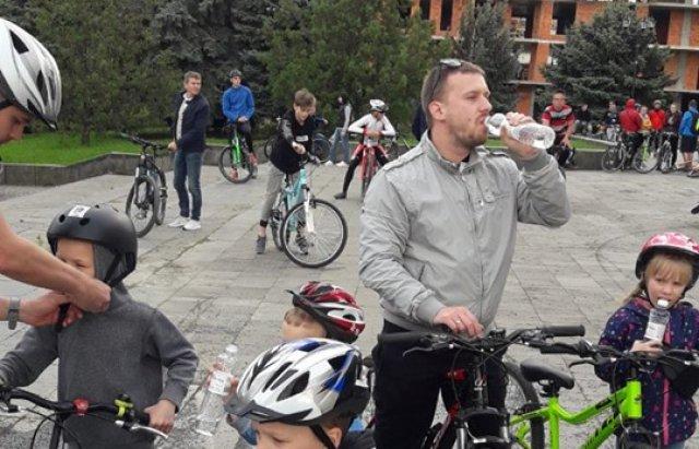 Ужгородці відкрили велосезон масовим заїздом Big City Ride (ФОТО), фото-9
