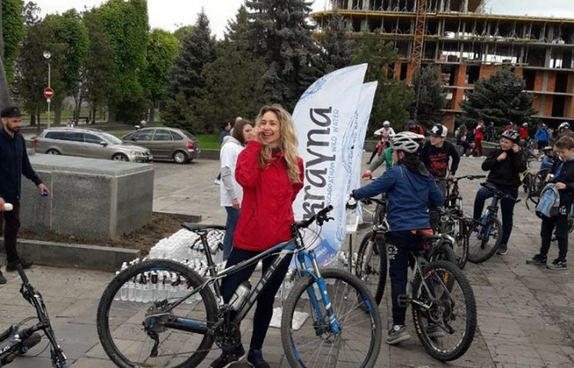Ужгородці відкрили велосезон масовим заїздом Big City Ride (ФОТО), фото-11