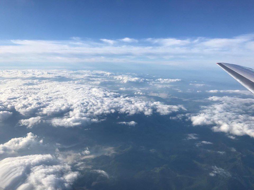 """Сьогодні здійснив свій перший політ оновлений авіарейс """"Ужгород-Київ"""" (ФОТО), фото-4"""