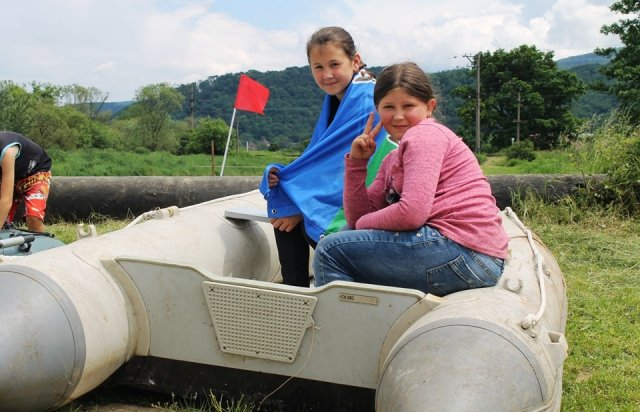 На Ужгородщині вперше пройшла Невицька регата (ФОТО), фото-6