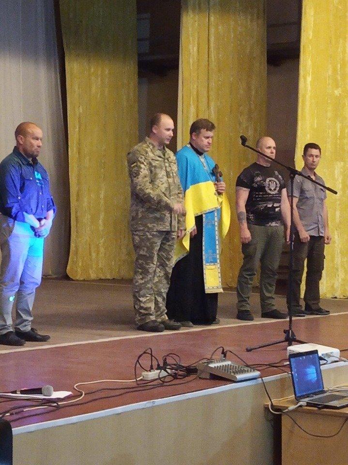 На Київщині за участі закарпатської делегації нагородили військових 72-ї бригади імені Чорних Запорожців (ФОТО), фото-2