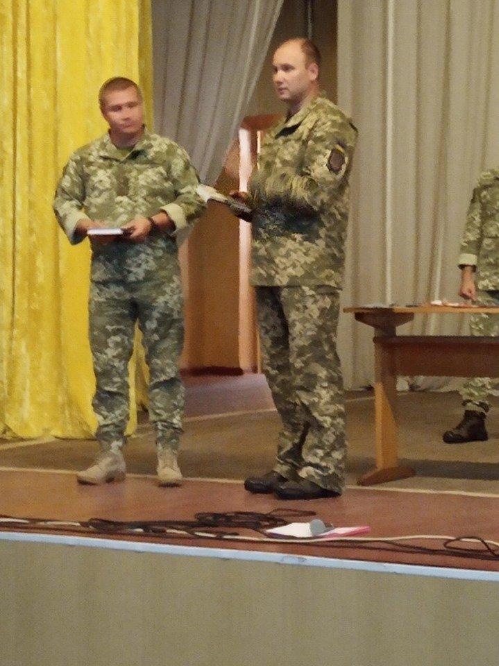 На Київщині за участі закарпатської делегації нагородили військових 72-ї бригади імені Чорних Запорожців (ФОТО), фото-5