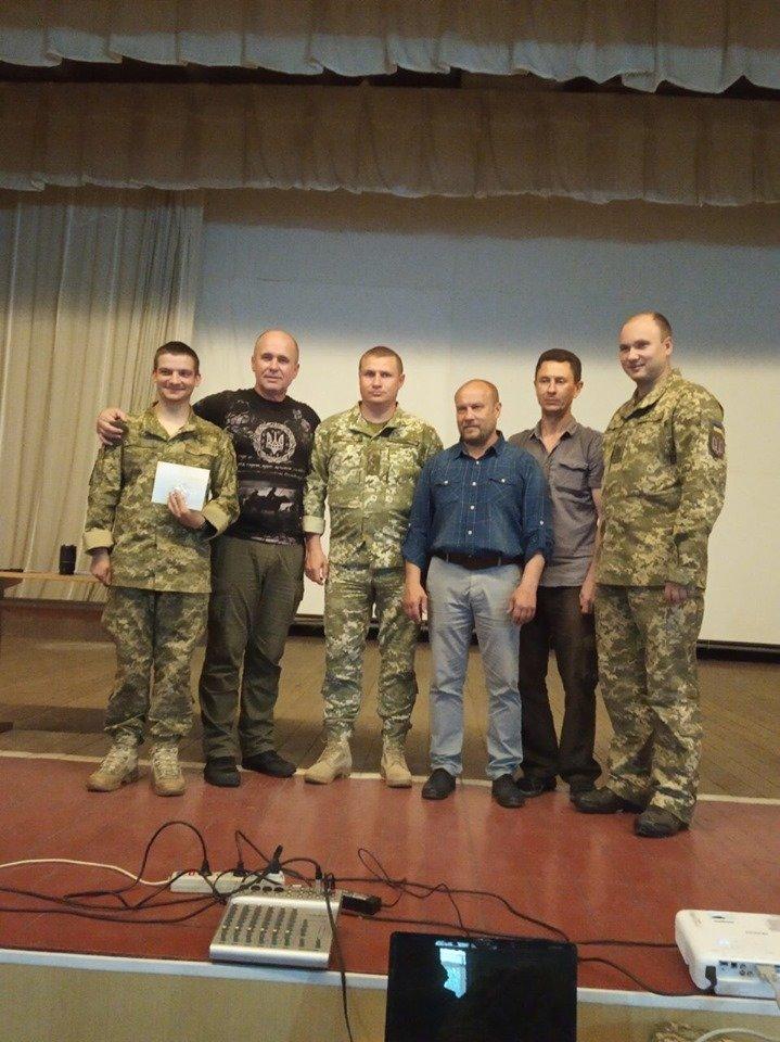 На Київщині за участі закарпатської делегації нагородили військових 72-ї бригади імені Чорних Запорожців (ФОТО), фото-3