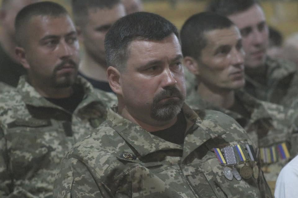 На Київщині за участі закарпатської делегації нагородили військових 72-ї бригади імені Чорних Запорожців (ФОТО), фото-7