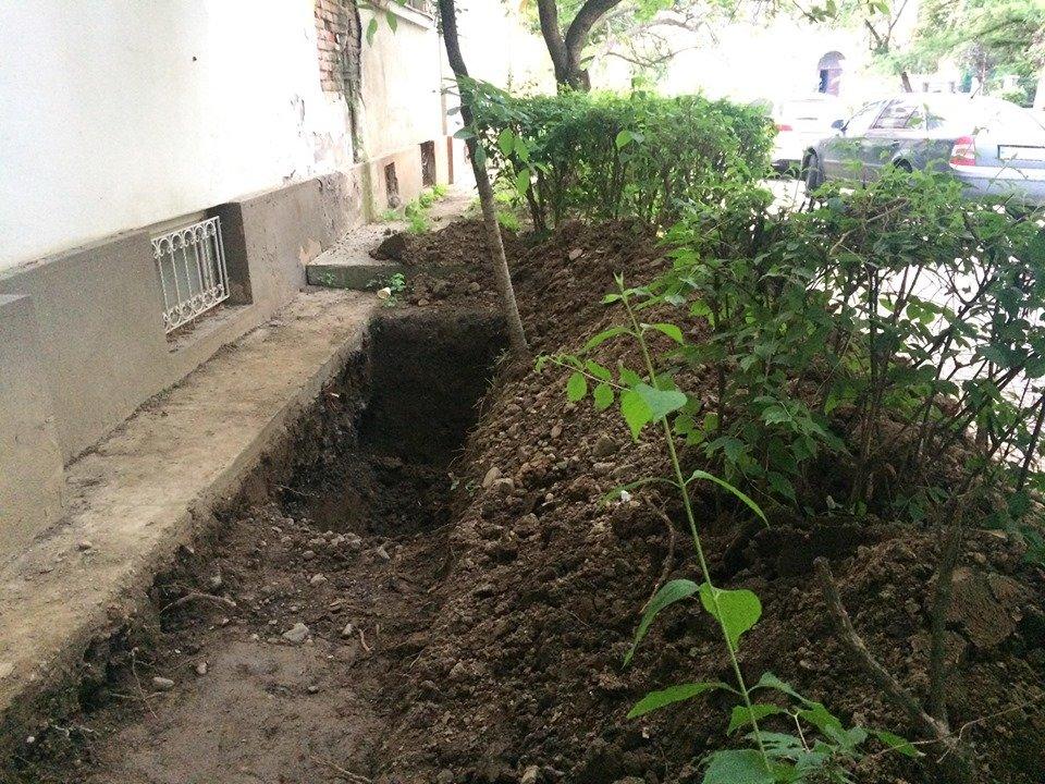 В Ужгороді управління ДАБК зупинило ремонтні роботи у районі Галагова, які викликали обурення у соцмережі (ФОТО), фото-2