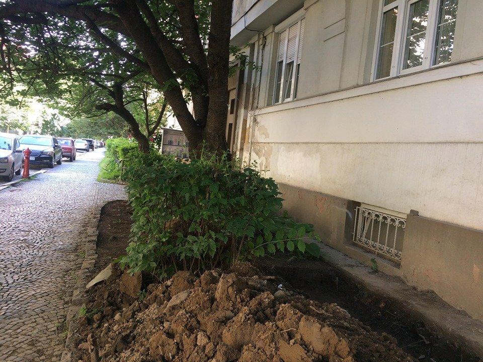 В Ужгороді управління ДАБК зупинило ремонтні роботи у районі Галагова, які викликали обурення у соцмережі (ФОТО), фото-1