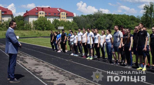 Закарпатські правоохоронці взяли участь у змаганнях з легкоатлетичного кросу (ФОТО), фото-3