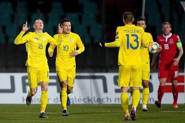 Збірна України розгромила Сербію у матчі кваліфікації Євро-2020 (ФОТО), фото-1