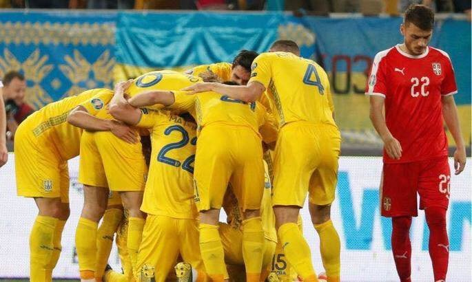 Збірна України розгромила Сербію у матчі кваліфікації Євро-2020 (ФОТО), фото-5