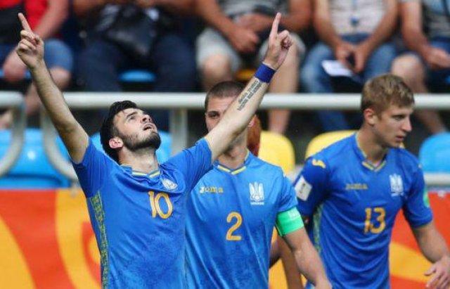 Завдяки голу закарпатця Булеци Україна вперше в історії вийшла до фіналу ЧС U-20 (ФОТО, ВІДЕО), фото-3