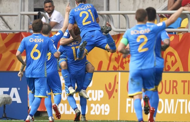Завдяки голу закарпатця Булеци Україна вперше в історії вийшла до фіналу ЧС U-20 (ФОТО, ВІДЕО), фото-6