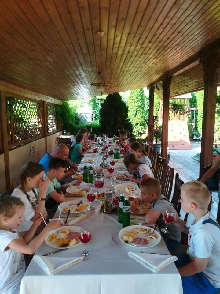Благодійники організовують для дітей воїнів АТО із Закарпаття відпочинок в Угорщині (ФОТО), фото-6