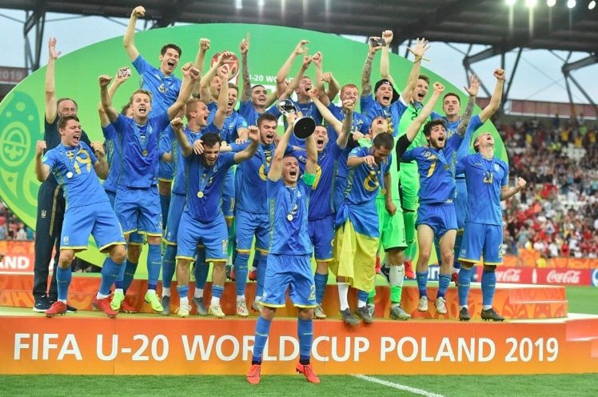 Вперше в історії: молодіжна збірна України з футболу стала чемпіоном світу U-20 (ФОТО), фото-5