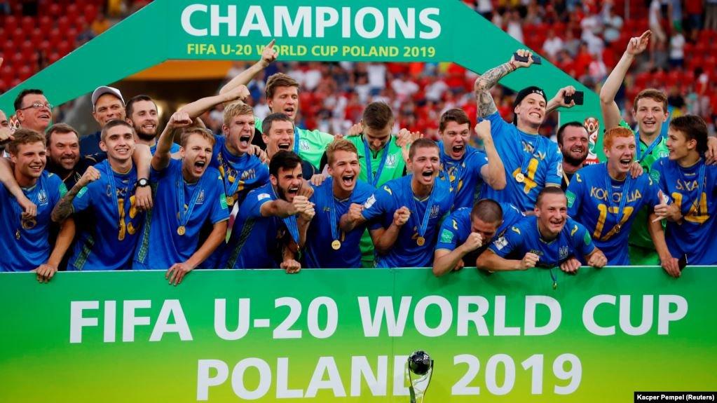 Вперше в історії: молодіжна збірна України з футболу стала чемпіоном світу U-20 (ФОТО), фото-7