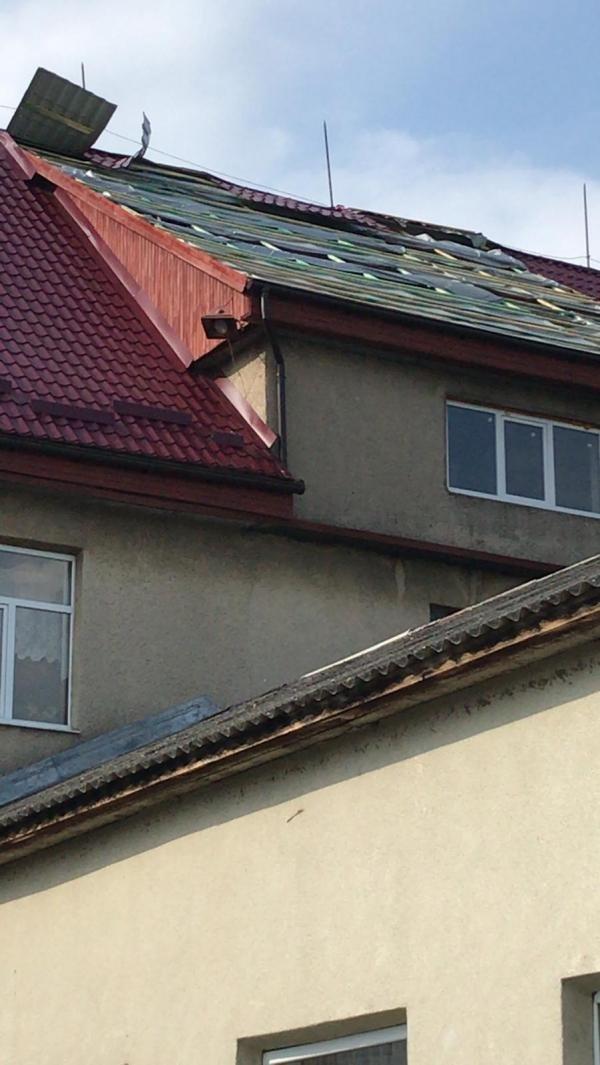 Кілька населених пунктів на Берегівщині постраждали від сильного буревію (ФОТО), фото-2