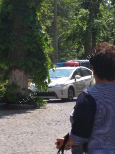 """У Мукачеві """"замінували"""" центральну лікарню - пацієнтів та працівників терміново евакуйовували (ФОТО), фото-2"""