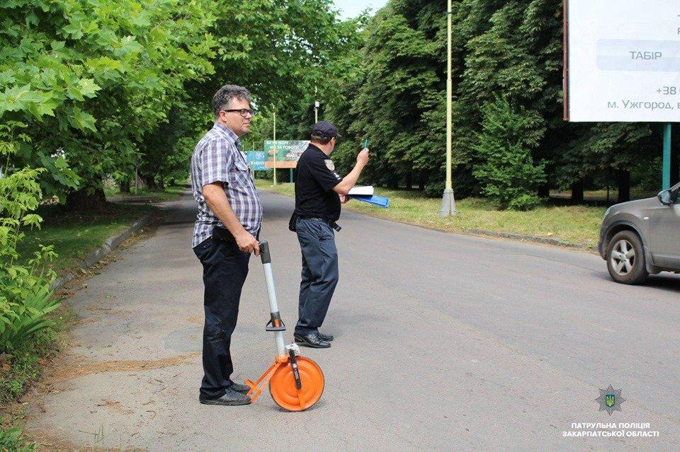 В Ужгороді на Слов'янській набережній проведено обстеження вулиці - які пропозиції подано комісією (ФОТО) , фото-4